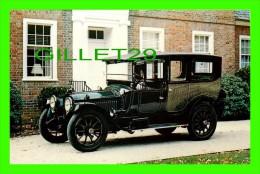 PASSENGERS CARS - 1916 PACKWARD SERIES 1 TWIN SIX LIMOUSINE BY BREWSTER - WARREN G. KRAFT - - Voitures De Tourisme