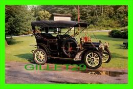 PASSENGERS CARS - 1909 PACKWARD MODEL 18 TOURING CAR - COLLECTION JOHN A. RIEHLE - - Voitures De Tourisme