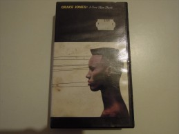 Grace Jones - A One Woman Show - Island Iva023 - Video Tapes (VHS)