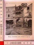 Pedena, Caratteristica Porta D'entrata In Una Via - Ohne Zuordnung