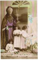 Saint Nicolas, Sinterklaas, Santa Claus, Z.E.D. 532 (pk27539) - San Nicolás