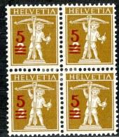 8942  Swiss  1921  Michel # 157*  ( Cat. 1.€ ) - Svizzera