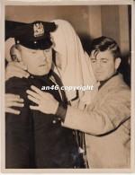 "PHOTO-FOTO-SPORT BOX-BOXER-A BATTERED BOMBER-""JOE LOUIS-THE YANKEE STADIUM,NEW YORK 20/6/936 - Boxe"