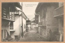 TRES BELLE C.P.A Précurseur - 869. - LA THUILLE De Ste- FOY -- Route De Tignes - Autres Communes