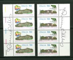 ITALIA - ROMA - 1987 - CAMPIONATI MONDIALI ATLETICA LEGGERA - FIRMA AUTOGRAFO INCISORE DONNINI - Atletica