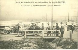 Raid PEKIN-PARIS Sur Auto De DION-BOUTON Les 2 DE DION BOUTON Quittent IRKOUTSK N° 9  J BARREAU Paris éditeur - Chine