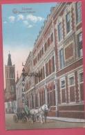 59 - CAMBRAI--Caserne Faidherbe--animé---colorisée - Cambrai