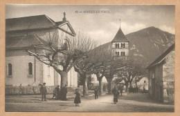TRES BELLE C.P.A - 19 -- ANNECY LE VIEUX - ANIMEE - Annecy-le-Vieux