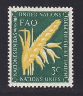 NATIONS UNIES NEW-YORK N°   23 * MLH Neuf Avec Charnière, TB  (D1295) - Ungebraucht