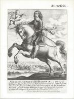 Gravure Autrefois…  Au Recto LE DUC D'AUMONT Et Au Verso AUJOURD'HUI… Publicité (Voir Ci-desso - Reclame