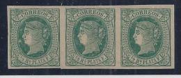 ANTILLAS ESPAÑOLAS 1864 -  Edifil#10**  Precio Cat€15 - 1850-68 Kingdom: Isabella II