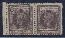 ESPAÑA/FILIPINAS 1898 -  Edifil#157** - Philippines