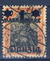 ##K2301. Germany / Danzig 1920. Michel 26. Cancelled(o) - Dantzig
