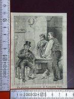Un Giudizio Sfavorevole, Di Napoleone Nani - Ohne Zuordnung