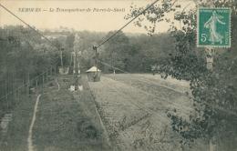 77 NEMOURS / Le Transporteur De Pierre-le-Sault / - Nemours