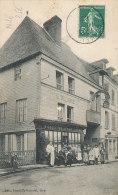 Y Y 476   / C P A  -CORMEILLES (27) HOTEL DU BRAS D'OR  G. DELANOE - Frankreich