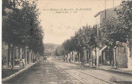 13 // MARSEILLE  / SAINT ANTOINE   Route D'Aix   IP 12 - Quartiers Nord, Le Merlan, Saint Antoine