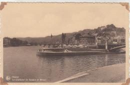 Namur, Le Confluent De Sambre Et Meuse (pk28874) - Namur