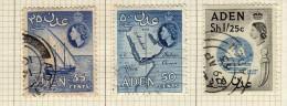 ADEN : SUR PAGE EN LOT - Aden (1854-1963)