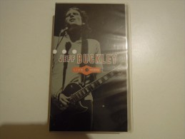 Jeff Buckley - Live In Chicago - Smv 50216 2 - Video Tapes (VHS)