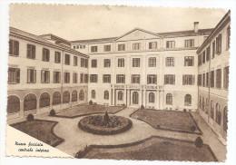 Italie - Italia - Italy - Veneto - Treviso  - Scuola Collegio Vescovile Pio X Timbre Taxe 3f - 2scans - Treviso