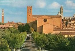 Siena - Veduta Di San Domenico - Siena