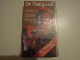Dr Feelgood - Going Back Home - Live In 1975 - Grand Grandv1 - Video Tapes (VHS)