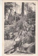 Tieghem, De Miraculeuze Bron, La Fontaine Miraculeuse  (pk28888) - Anzegem