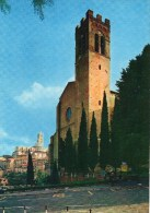 Siena - Basilica Di San Domenico E Il Duomo - Siena