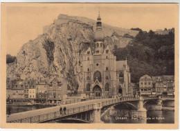 Dinant, Pont Citadelle Et Eglise (pk28891) - Dinant