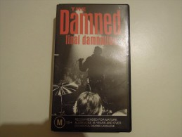 The Damned - Final Damnation - Castle Hen 2150 - Video Tapes (VHS)