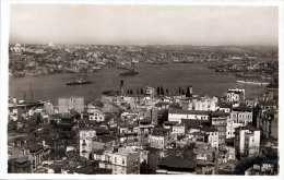 KONSTANTINOPEL - Goldenes Horn, Fotokarte Um 1935? - Türkei