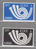 EUROPA 1973 Ireland Mi 289 - 290 MNH (**) #18765 - Europa-CEPT
