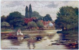 Caversham On Thames - Raphael Tuck & Sons 7121 -  United Kingdom - Sonstige