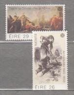 EUROPA 1982 Ireland Mi 466 - 467 MNH (**) #18775 - 1982