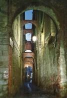 Siena - Notturno Di Via Della Galluzza - Siena