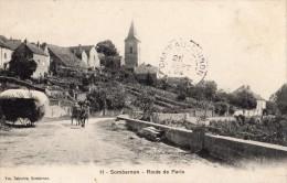 SOMBERNON ROUTE DE PARIS ANIMEE - France