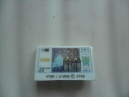 Fèves BILLET BANQUE 20 EUROS - Fèves