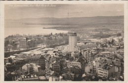 Lausanne  - Tour Bel-Air  Et Le Jura - Scan Recto-verso - VD Vaud