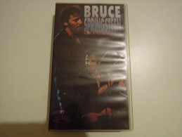 Bruce Springsteen - In Concert - Mtv Unplugged - Smv 49162 2 - Video Tapes (VHS)