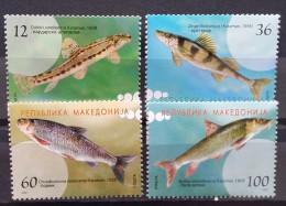 Macedonia, 2007, Mi: 421/24 (MNH) - Macedonia