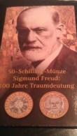 4 Scans -- Keine Euro - Freud - 50 Schilling -- Sammlung - Lot