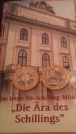 """5 Scans -- Keine Euro - """""""" Die Ära Des SCHILLINGS """""""" - 50 Schilling -- Sammlung - Lot"""