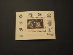 POLONIA - BF 1979 ESPOSIZIONE - NUOVO(++) - Blocks & Sheetlets & Panes