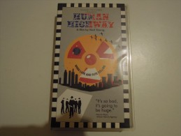 Neil Young / Devo - The Lost Highway - Warner 7599 38417 3 - Video Tapes (VHS)