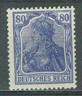 DEUTSCHES REICH 1920-21: Mi 149 I / YT 127, ** MNH - KOSTENLOSER VERSAND AB 10 EURO - Germany