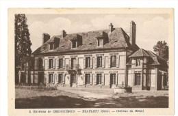 Beaulieu - Chateau Du Breuil - Environs De Chennebrun - France