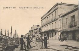 GRAU DU ROI - Hôtel Bellevue (Rive Gauche) - Le Grau-du-Roi