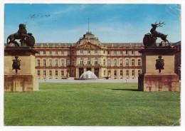 Allemagne--STUTTGART--1976--Neues Schloss (lion,cerf)  ----Beau Timbre Europa Au Verso - Stuttgart