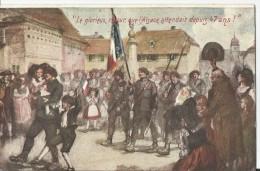 Le Glorieux Retour Que L'Alsace Attendait Depuis 47 Ans ! - Patriotiques
